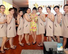Đồng phục spa đẹp Hà Nội
