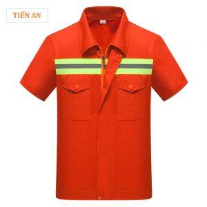 Đồng phục công nhân vệ sinh môi trường