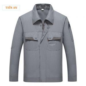 Quần áo công nhân cơ khí