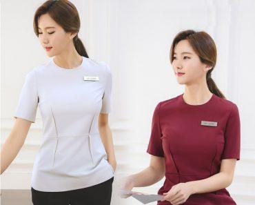 May đồng phục spa tại Hà Nội