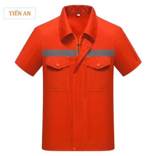 Quần áo công nhân vệ sinh môi trường